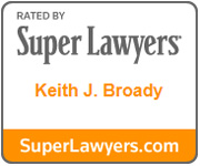 Keith Broady Super Lawyer Logo