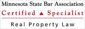 MSBA Certified Real Property Specialist Logo