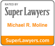 Mike Moline Super Lawyer Logo