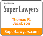 Tom Jacobson Super Lawyer Logo
