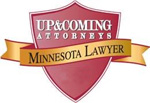 Up & Coming Attorneys Logo