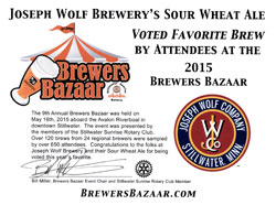 Joseph-Wolf-Brewery-Voted-Favorite-Brew-at-2015-Brewers-Bazaar