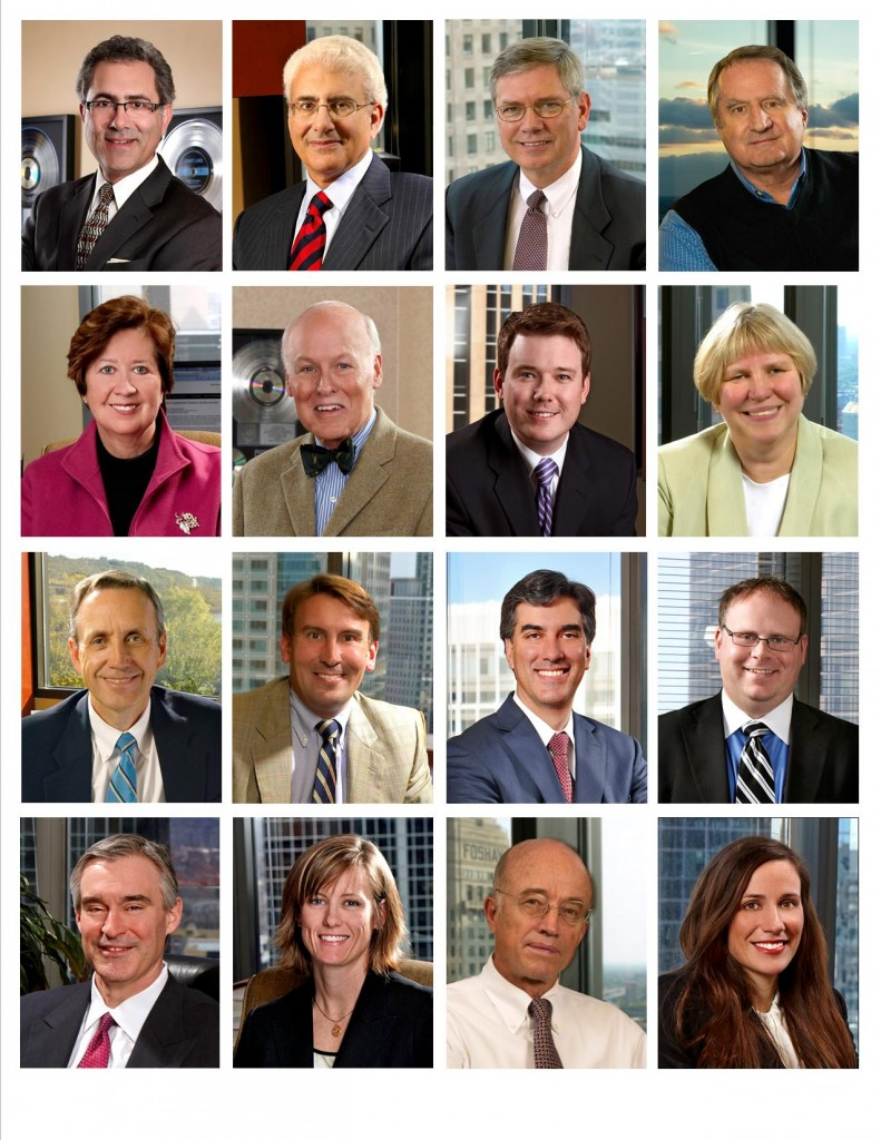 Super Lawyers 2014 headshots