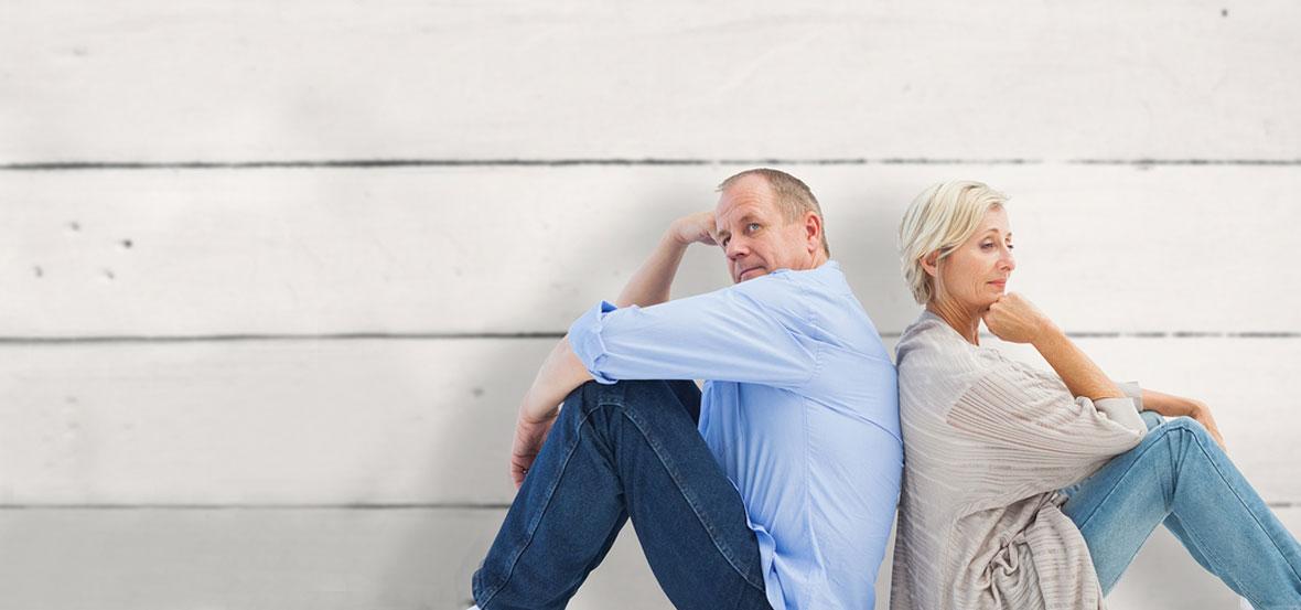 Aging But DANGEROUS and Lommen Abdo Divorce Seminar Image