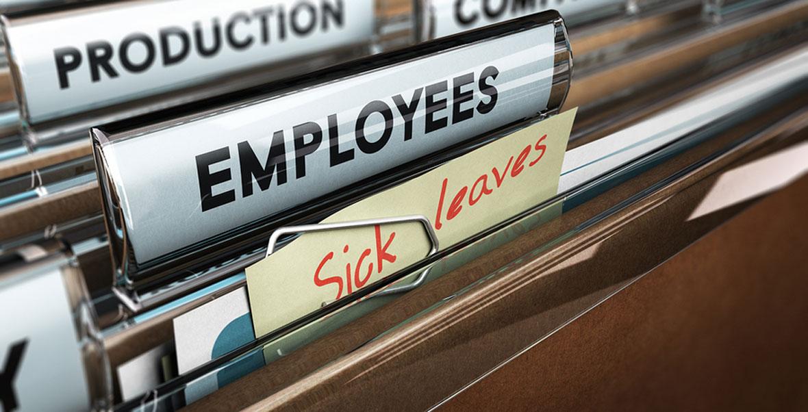 Sick Leave image