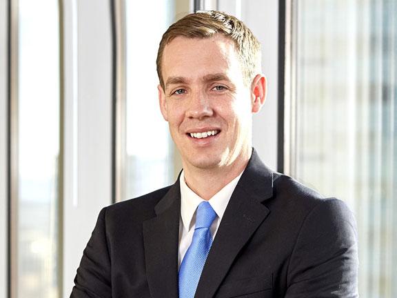 Jesse Beier of Lommen Abdo Law Firm