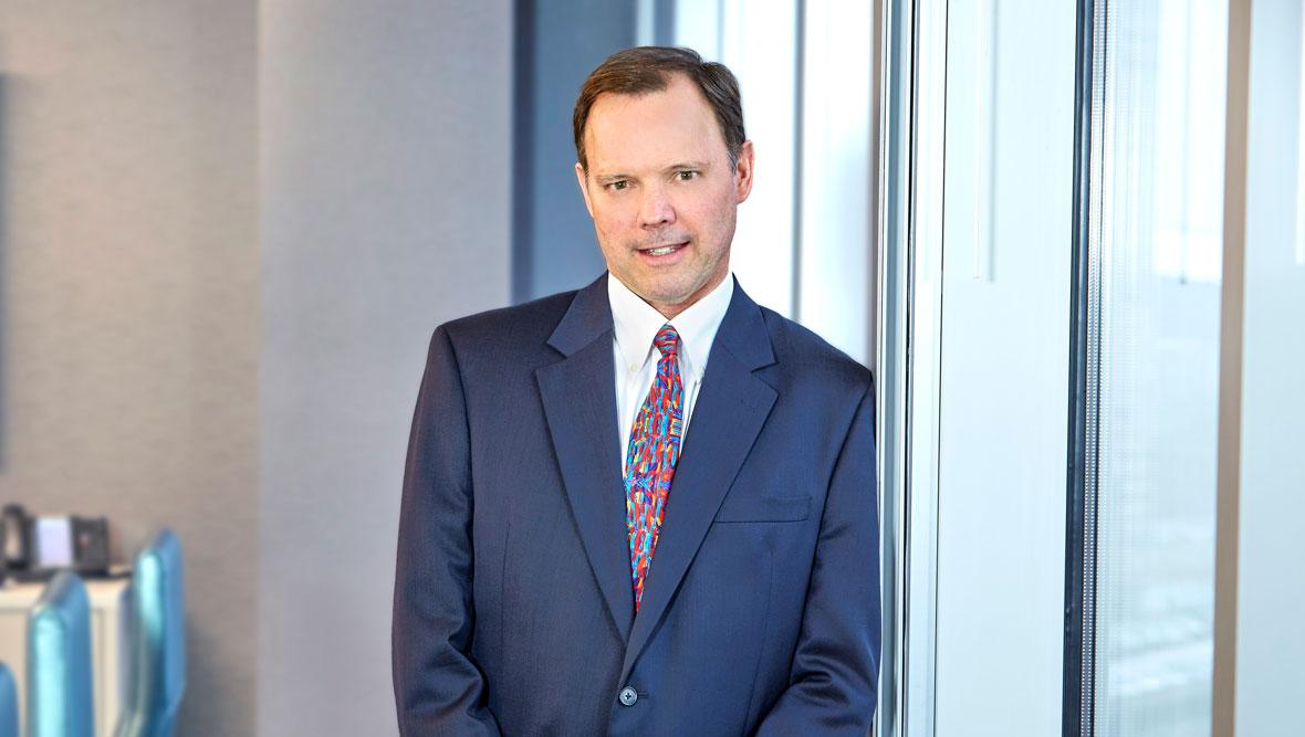 John Crawford, Lommen Abdo Law Firm