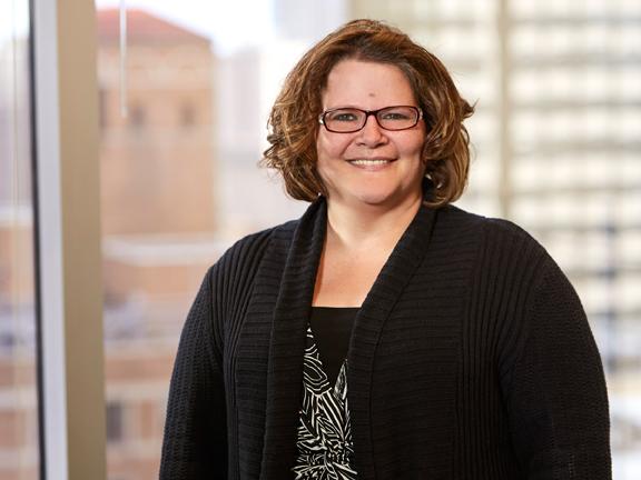 Constance Jenkins, Lommen Abdo Law Firm