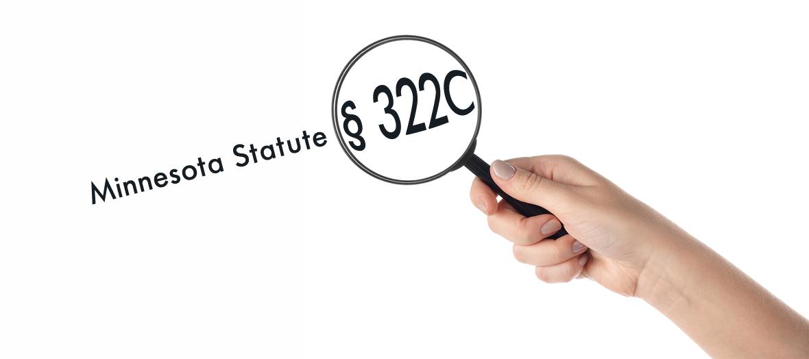 Magnifying Glass on Minnesota Statute 332C