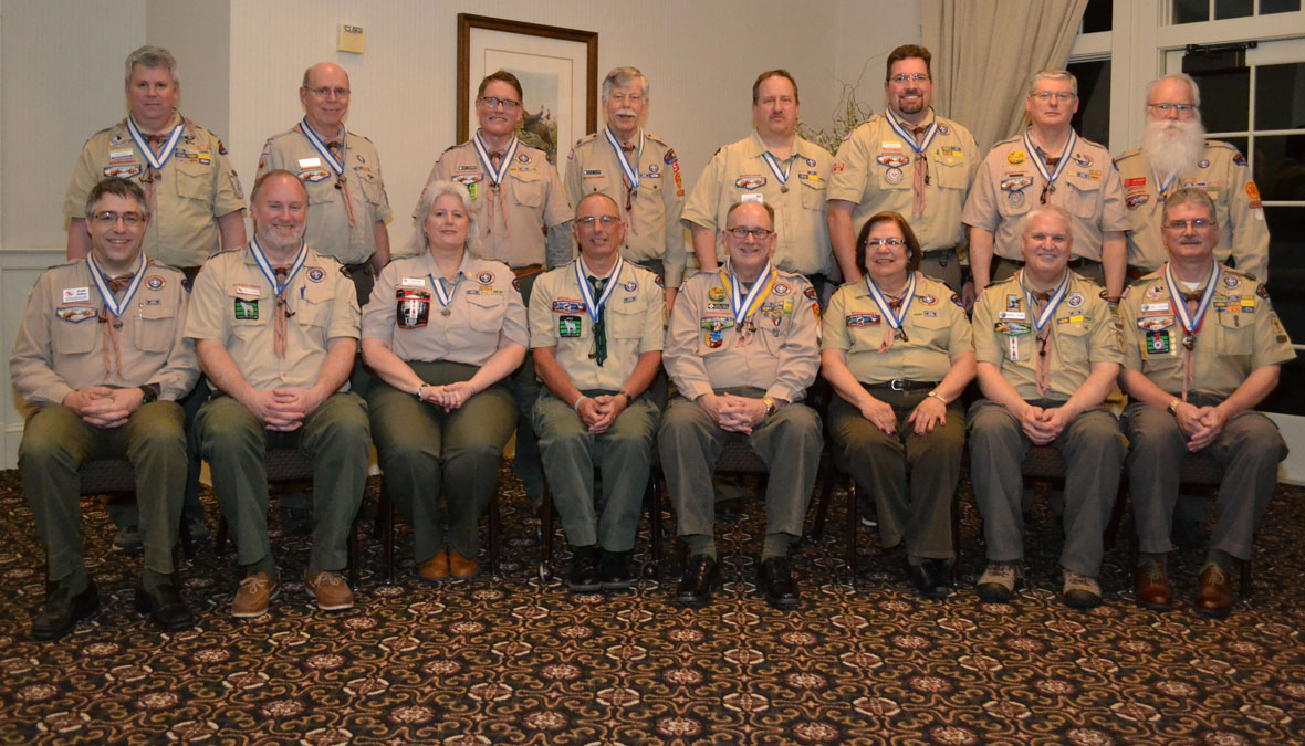Marc Johannsen Honored by Boy Scouts of America