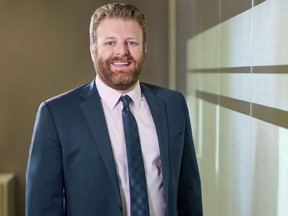 Josh Feneis, Attorney at Lommen Abdo Law Firm