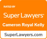 Cameron Kelly Super Lawyers Logo