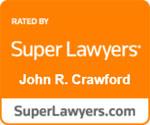 John Crawford Super Lawyer Logo