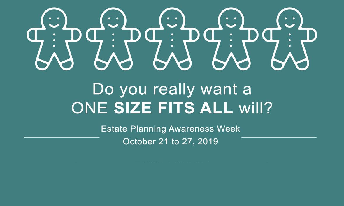 Estate Planning Awareness Week Image - Lommen Abdo Law Firm