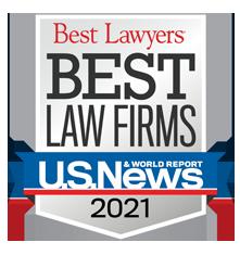 Best Law Firms 2021 Logo