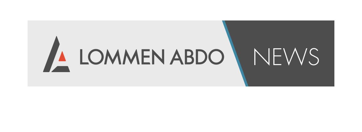 Lommen Abdo News – April 2021