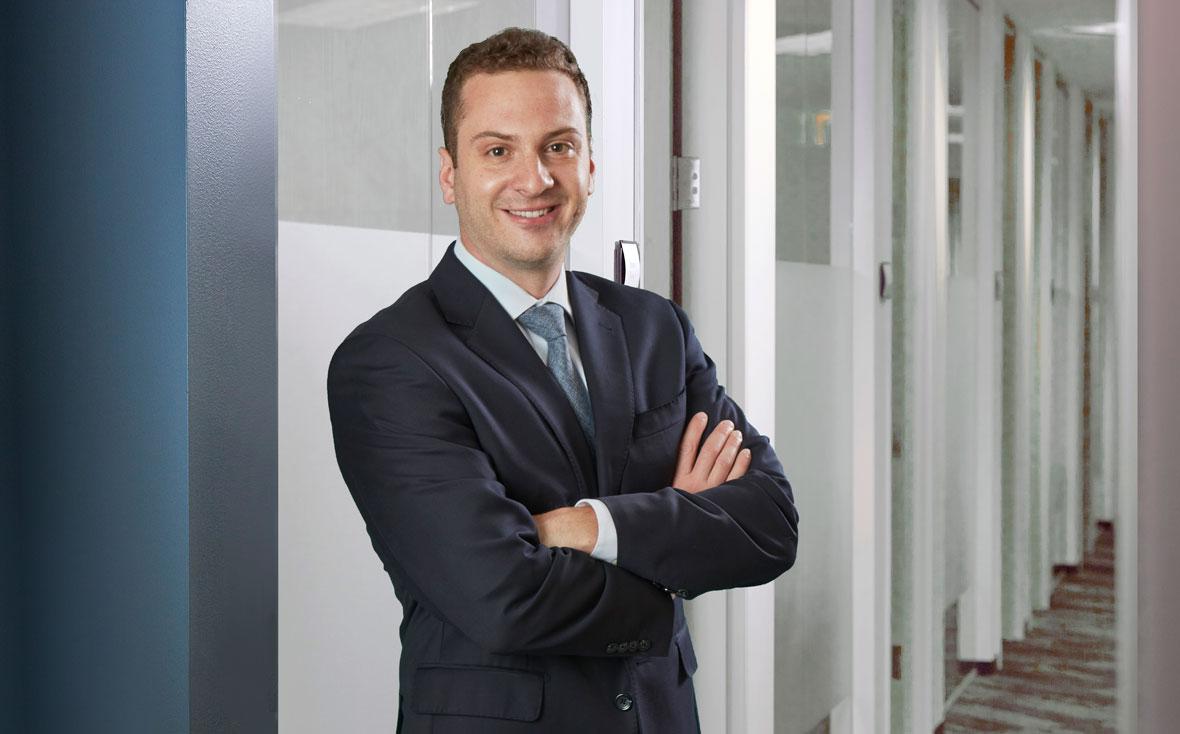 Jim Krause, Attorney with Lommen Abdo Law Firm
