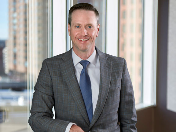 Jon Steckler, Attorney at Lommen Abdo Law Firm
