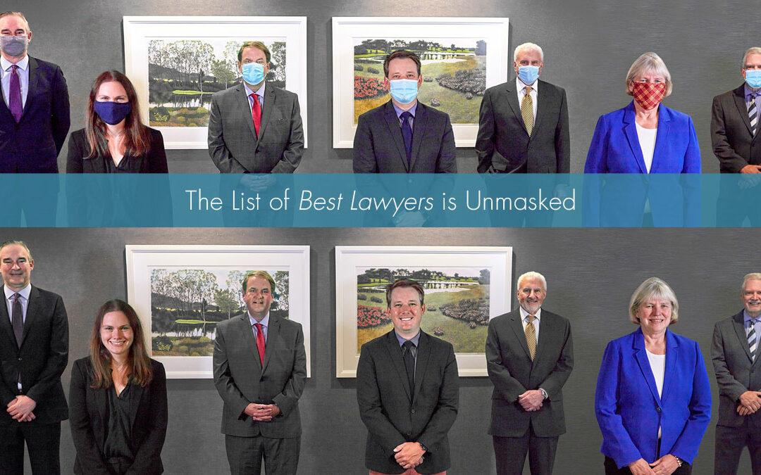 List of Lommen Abdo's Best Lawyers Unmasked